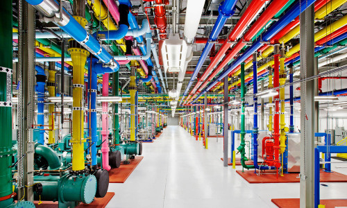DATA CENTER GOOGLE