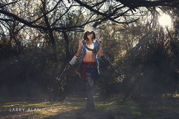 O melhor cosplay de Assassins Creed