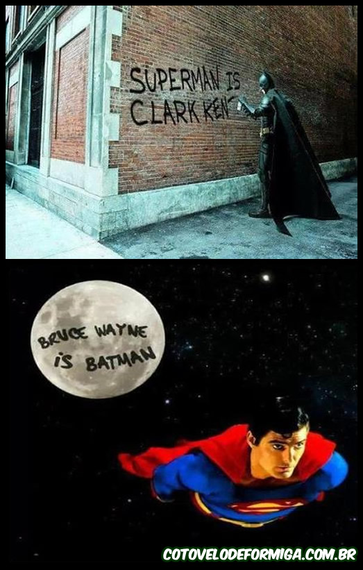 Superman vingativo