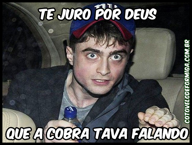 Harry Potter Drogado