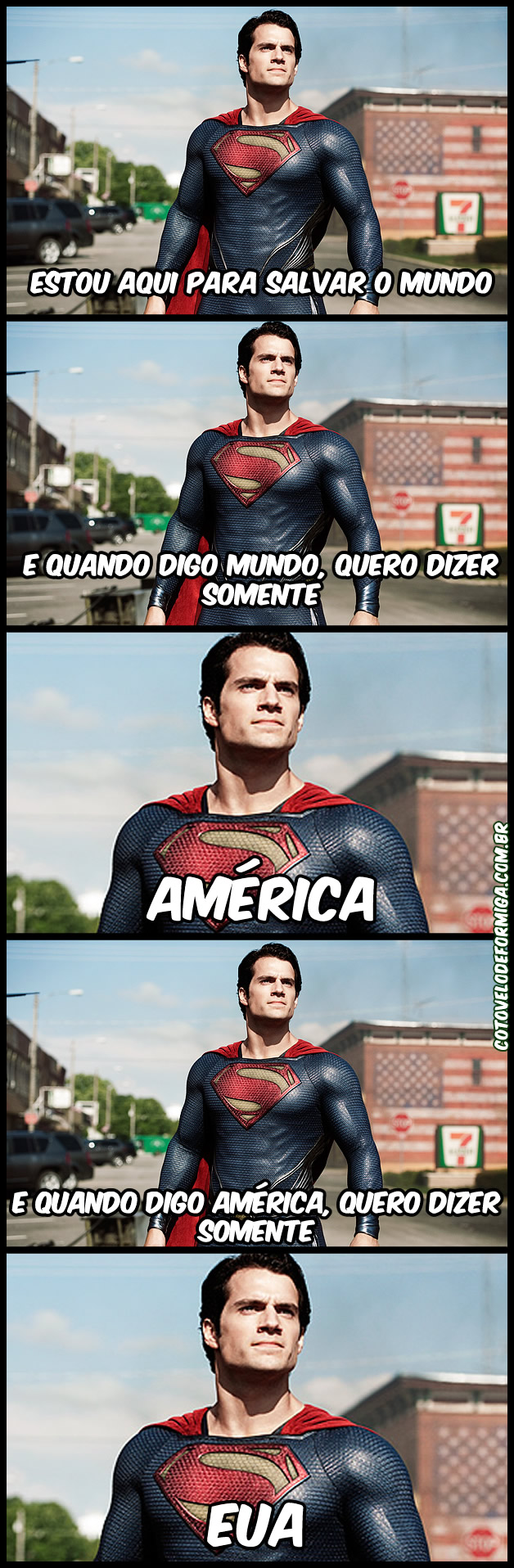 Lógica do Superman