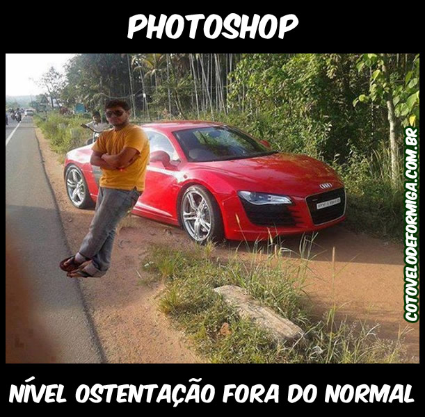 Mestre do Photoshop